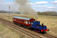 GCR March and April 2013