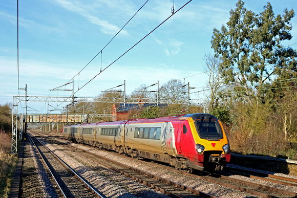 Zenfolio | Paul Biggs Photography | February 2018 | Virgin Trains