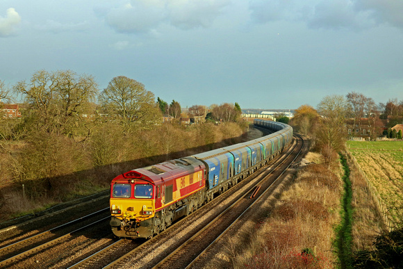 Zenfolio | Paul Biggs Photography | January 2019 | DB Cargo